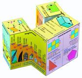 ZooBooKoo kubusboek - Meten en maten