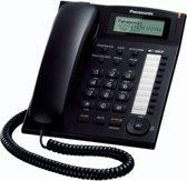Panasonic KX-TS880EXB - Analoge telefoon - Zwart