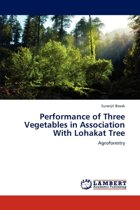 Performance of Three Vegetables in Association with Lohakat Tree