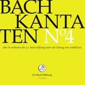 Bach Kantaten No 4