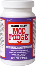Mod Podge Hard Coat, 236ml 8 oz.