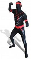 Originele morphsuit ninja L (160-175 cm)