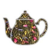 Morgenstond sencha thee, groene thee, 100 gram losse thee