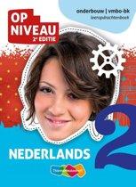 Op Niveau Nederlands 2 vmbo-bk Leeropdrachtenboek