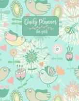 Daily Planner For Girls