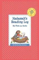 Hadassah's Reading Log