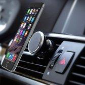 Gear Air vent Universele Magneet Autohouder Voor Auto Ventilatierooster houder zwart Geschikt o.a. voor uw Samsung Galaxy A3 A5 A7 2016 Core Prime Grand Prime
