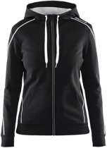 Craft In-The-Zone hoody zwart Maat M