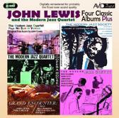Four Classic Albums Plus (The Modern Jazz Sextet /