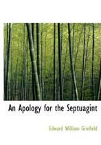 An Apology for the Septuagint