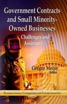 Government Contracts & Small Minority-Owned Businesses