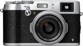 Fujifilm Finepix X-100T - Zilver