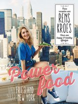 Boek cover Powerfood - Van Friesland naar New York van Rens Kroes (Hardcover)