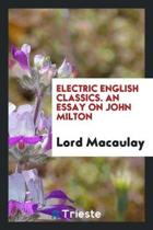 An Essay on John Milton