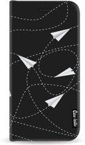 Casetastic Wallet Case Black Samsung Galaxy A6 (2018) - Paperplanes