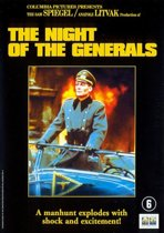 Night Of The Generals (dvd)