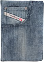 Diesel Paddy book case iPad mini 2/3 blauw