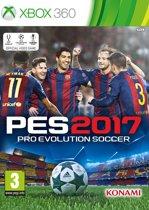 Pro Evolution Soccer 2017 (PES 2017) - Xbox 360
