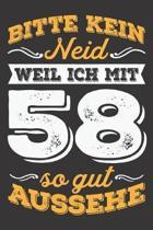 Bitte Kein Neid Weil Ich Mit 58 So Gut Aussehe