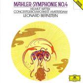 Mahler: Symphonie no 4 / Bernstein, Wittek, Concertgebouw