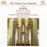 Bohm: Works For Organ,Vol.1