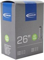 Schwalbe AV12A - Binnenband Fiets - Auto Ventiel - 26 x 1.00 - 1.50