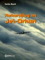 Rekordflug im Jet-Orkan