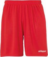 Uhlsport Center Basic  Sportbroek - Maat L  - Mannen - rood