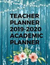 Teacher Planner 2019-2020 Academic Planner