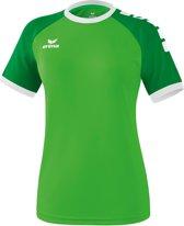 Erima Zenari 3.0 Dames Shirt - Voetbalshirts  - groen - 36