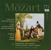 Mozart: Symphony No 38, Piano Concerto No 25 etc / Zacharias et al