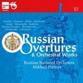 Russian Overtures And Orchestral Wo