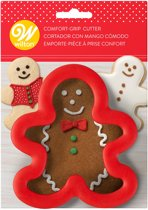 Wilton Koekjesuitsteker - Gingerbread Boy