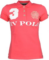 Polo Favouritas EQ SS Raspberry M