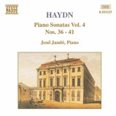 Haydn: Piano Sonatas Vol.4