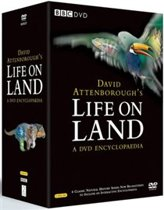 David Attenborough'S  Life On Land - A Dvd Encyclopedia