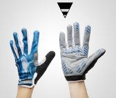 Touchscreen Outdoor Sporthandschoenen I Anti-slip Technologie I Blauw I Maat L