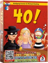 Spel 40! - Kaartspel