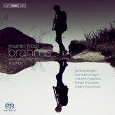 Brahms Clarinet Quintet & Trio