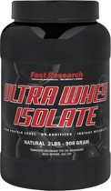 Fast Research Ultra Whey Isolate -Naturel