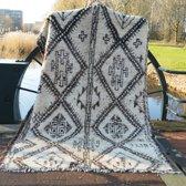 Azilal Vloerkleed - Berber tapijt Beni Ouarain - 240 x 146