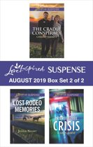 Harlequin Love Inspired Suspense August 2019 - Box Set 2 of 2