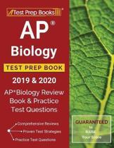 AP Biology Test Prep Book 2019 & 2020
