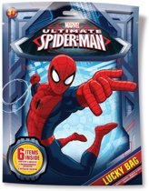 Marvel Verrassingszak Spider-man 6 Items
