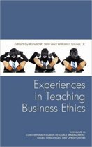 Experiences In Teaching Business Ethics
