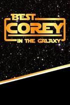 Best Corey in the Galaxy