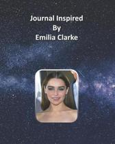 Journal Inspired by Emilia Clarke