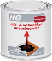 HG natuursteen olie- & vetvlekken absorbeerder