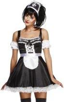 Flirty French Maid kostuum - Sexy kamermeisje pakje maat 44-46