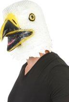 Latex adelaar masker voor volwassenen - Verkleedmasker - One size
